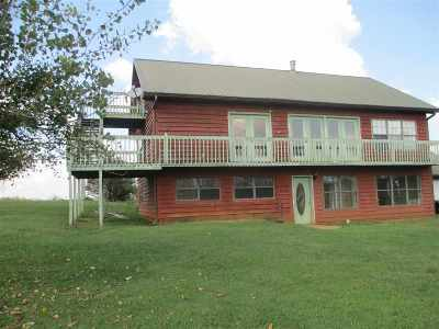 Englewood Single Family Home For Sale: 377 County Road 564