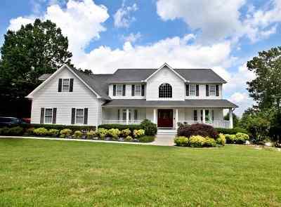 Soddy Daisy Single Family Home For Sale: 943 Fairway Lane