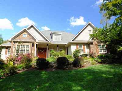 Cleveland Single Family Home Contingent: 3307 Chestnut Circle NW