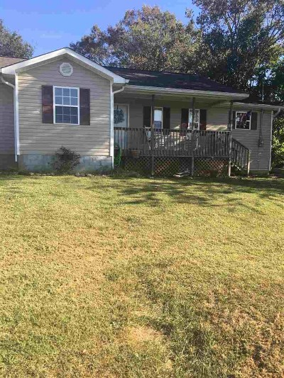 Englewood Single Family Home For Sale: 404 Kale