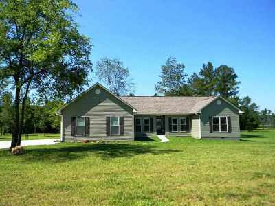 Pikeville Single Family Home For Sale: 167 Terry Rd.