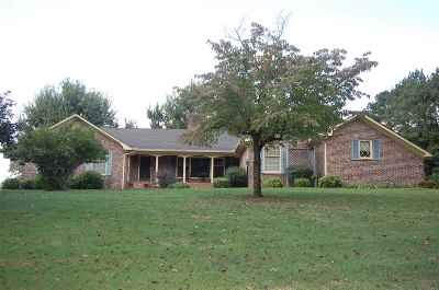 Benton Single Family Home For Sale: 141 Magnolia Dr