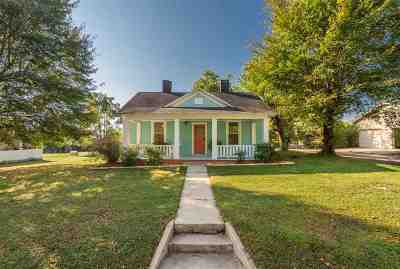 Sweetwater Single Family Home For Sale: 1215 Monroe Street