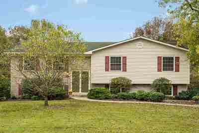Single Family Home Sold: 5155 Creek Bend Circle NW