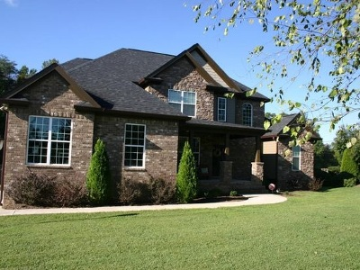 Eagle Creek Single Family Home For Sale: 112 Eagle Creek Rd NW