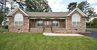Cleveland Single Family Home For Sale: 3915 Freewill Road NW #In-groun
