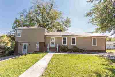 Sweetwater Single Family Home For Sale: 1113 McCaslin