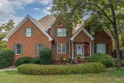 Single Family Home For Sale: 726 Tee Top Drive