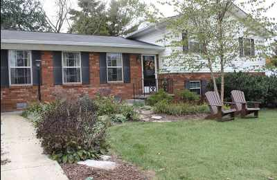 Cleveland Single Family Home For Sale: 3624 Bowman Circle Drive