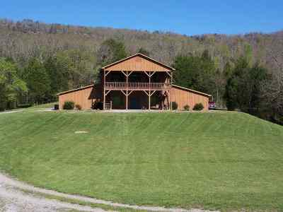 Pikeville Single Family Home For Sale: 232 Tranquility Lane