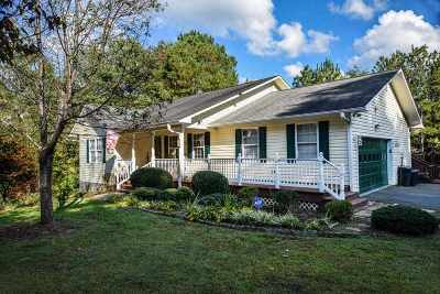 Copperhill Single Family Home For Sale: 664 Cherokee Trail