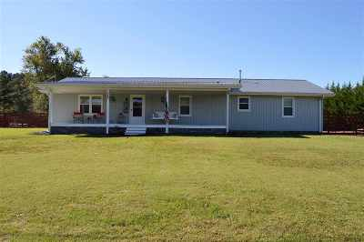 Cleveland Single Family Home For Sale: 5529 Blue Springs Road SE