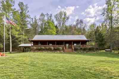 Reliance Single Family Home For Sale: 244 B Spring Creek Road