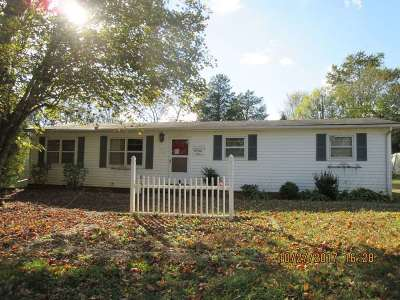 Englewood Single Family Home For Sale: 152 County Road 510