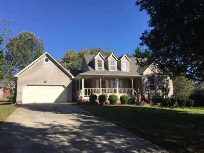 Mill Creek Single Family Home For Sale: 137 Mill Creek Trail NE
