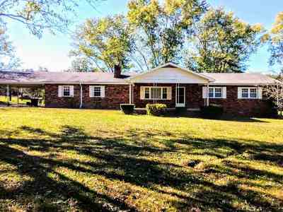 Etowah Single Family Home Contingent: 123 County Road 964