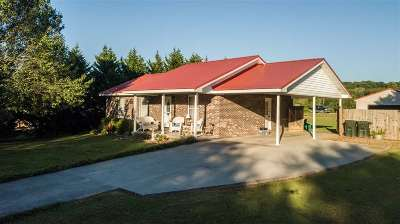 Etowah Single Family Home Contingent: 184 County Road 500