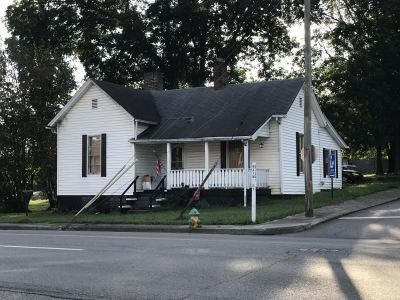 Sweetwater Single Family Home For Sale: 821 N Main Street