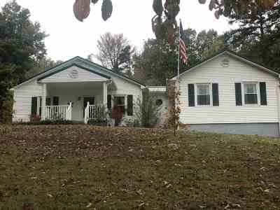 Cleveland Single Family Home For Sale: 1115 Westside Drive NW