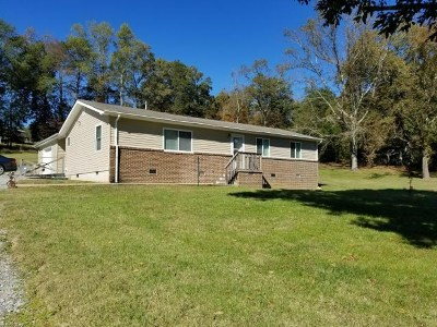 Whitwell Single Family Home For Sale: 95 Pickett Cross Rd