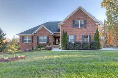 Fairlawn Single Family Home Contingent: 264 Lower Woods Tr NE