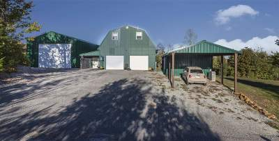 Spring City Single Family Home For Sale: 660 Price Road