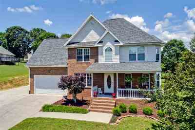 Riceville Single Family Home Contingency 48hr (+/-): 162 County Road 1150