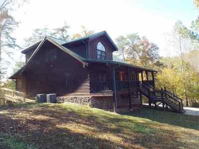 Benton Single Family Home For Sale: 222 Rivers Edge Lane