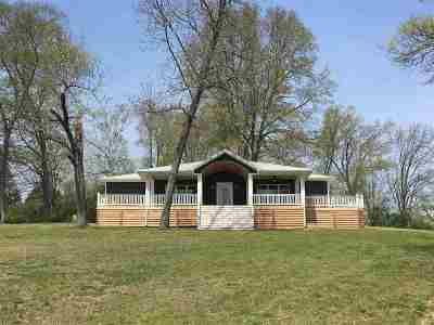 Dayton Single Family Home For Sale: 2899 Double S Road