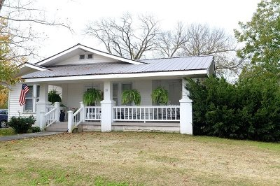 Pikeville Single Family Home Contingent: 87 Wheeler Street