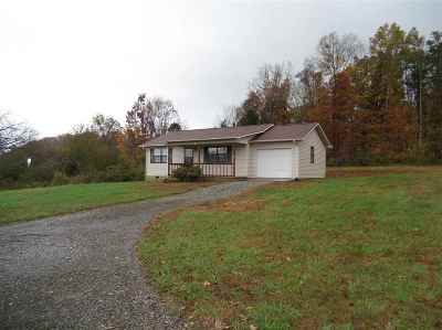 Riceville Single Family Home Contingent: 105 County Road 758