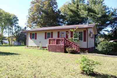 Spring City Single Family Home For Sale: 321 Hilleary Street
