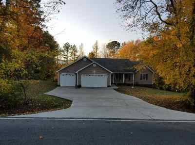 Cleveland Single Family Home For Sale: 7875 Mouse Creek Road