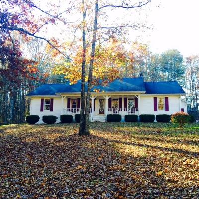 Pikeville Single Family Home For Sale: 47284 Sr 30