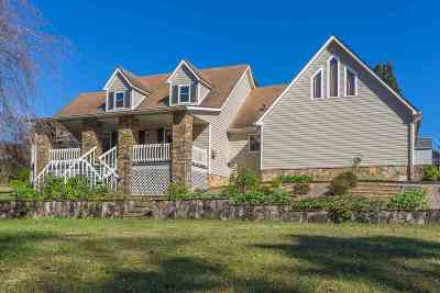 Spring City Single Family Home For Sale: 127 Chastain Reed Lane
