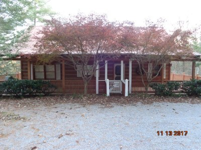 Reliance Single Family Home For Sale: 980 Towee Pike