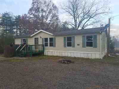 Etowah Single Family Home For Sale: 1430 County Road 609