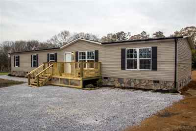 Athens Single Family Home For Sale: 608 Matlock S