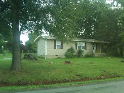 Benton Single Family Home For Sale: 1746 Benton Station