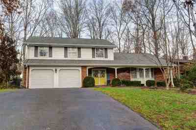 Edgewood Hills Single Family Home For Sale: 3465 Edgewood Circle NW