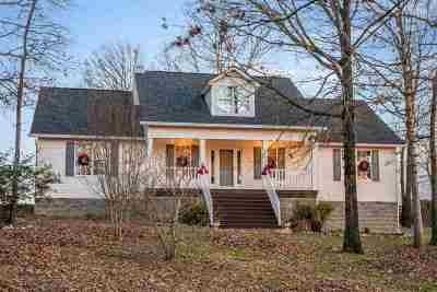 Old Fort Single Family Home For Sale: 749 Bucks Pocket Rd. SE