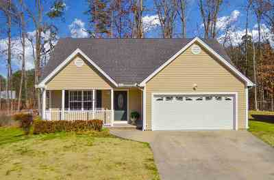 Single Family Home For Sale: 1466 Woodland Cove Drive NE
