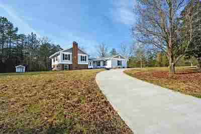 Cleveland Single Family Home For Sale: 437 Clay Baker Road NW