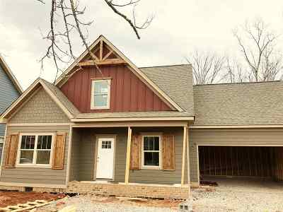 Cleveland Single Family Home For Sale: 2629 Middleton Lane NW