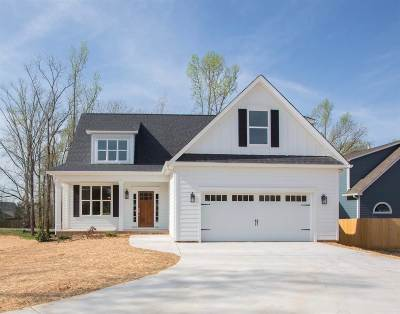 Cleveland Single Family Home For Sale: 2633 Middleton Lane NW