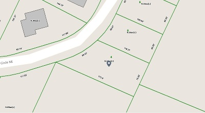 Cleveland Residential Lots & Land For Sale: Lot 4 Pin Oaks