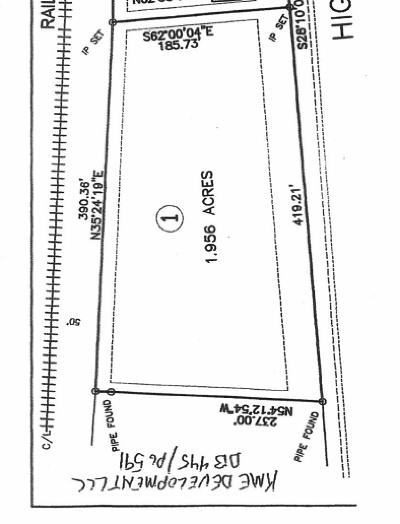 Rhea County Residential Lots & Land For Sale: 13859 Rhea County Hwy (Lot 1)