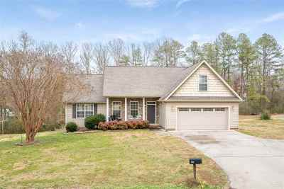 Single Family Home Sold: 1853 Peach Orchard Hill Road NE