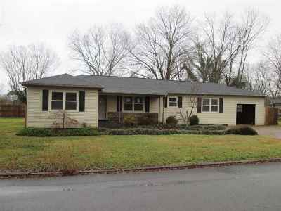 Athens Single Family Home Contingent: 523 Sunview Drive
