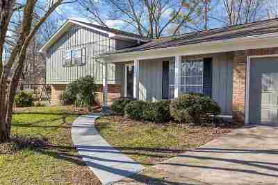 Cleveland Single Family Home Contingent: 5181 Creek Bend Court NW